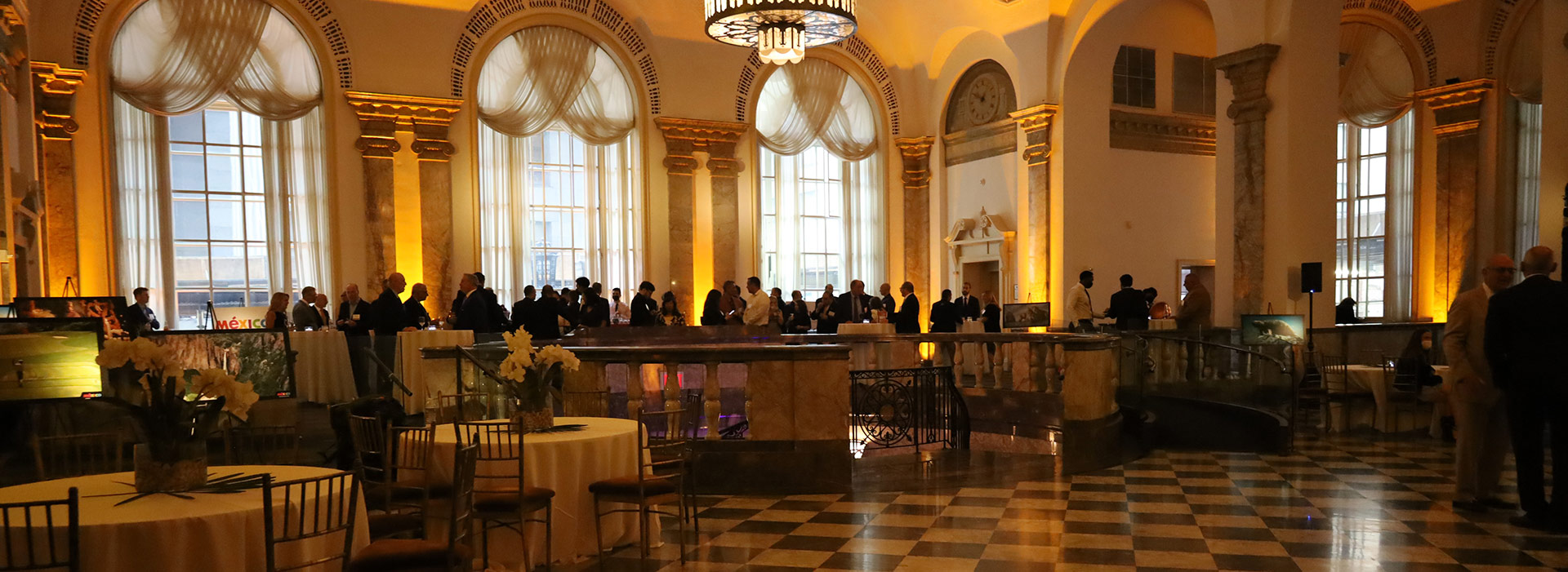 Corporate, private, and nonprofit Events at 48 Wall Street