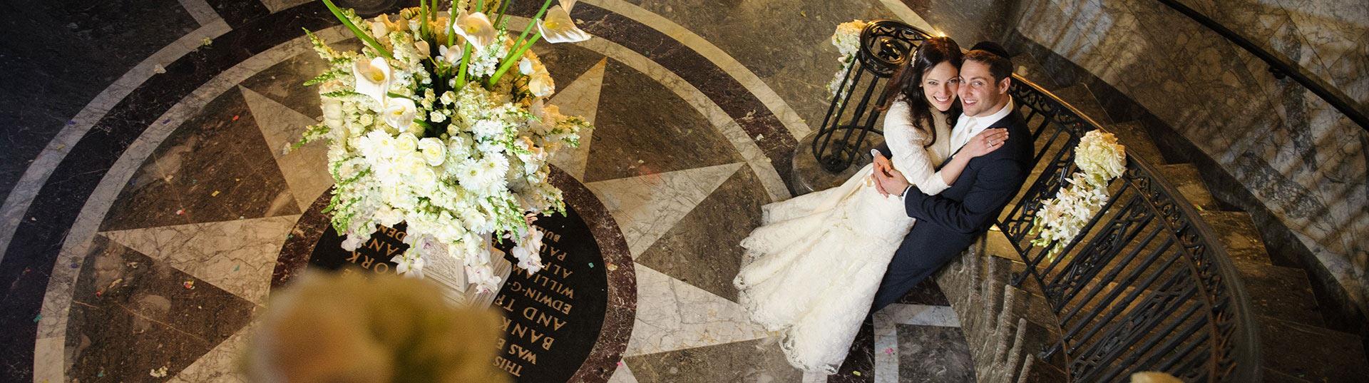 Weddings at 48 Wall Street